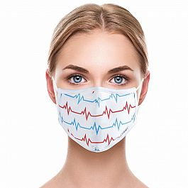 Adult Face Masks - Pulse