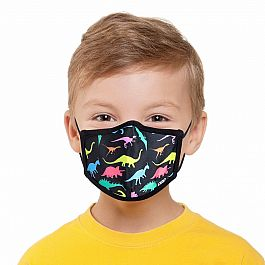 Youth Face Mask - Dinos