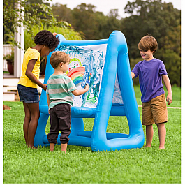Double Side Inflatable Easel