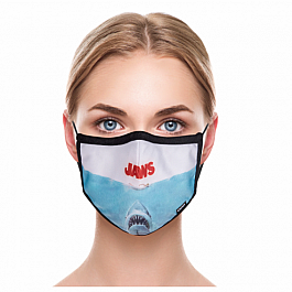 Adult Face Mask - Jaws