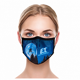 Adult Face Mask - E.T. Escape