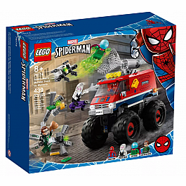 Marvel Spider-Man: Spider-Man's Monster Truck vs. Mysterio