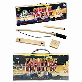 Bow Drill Fire Kit