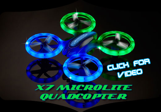 1 a quadcopter