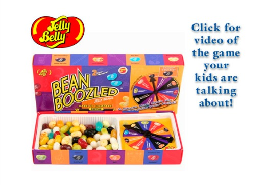 BeanBoozled! Crazy, yucky fun!