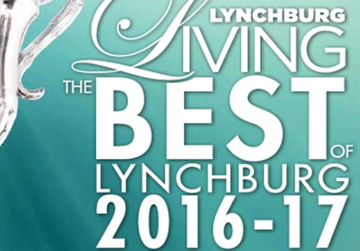 Best of Lynchburg! We thank you (again!) for making us your favorite.