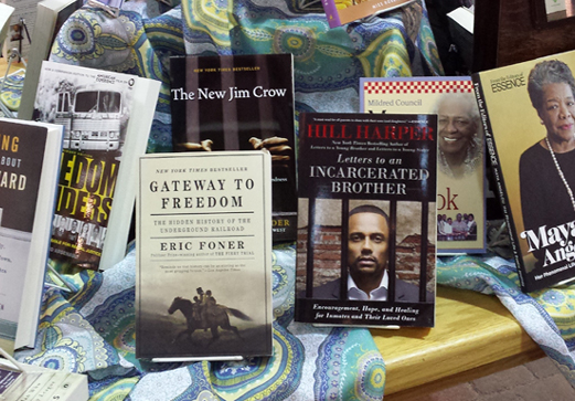 bookstore givens lynchburg black history month