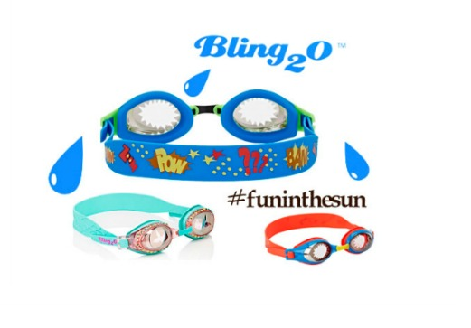 Bling2O Swim Goggles Little Dickens Lynchburg VA