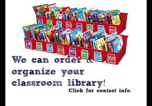 Classroom Library ordering