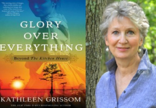 local author Kathleen Grissom daughters of american revolution women in arts award winner