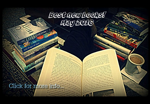 Best new books May 2016!