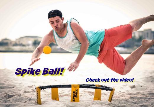 Spikeball!
