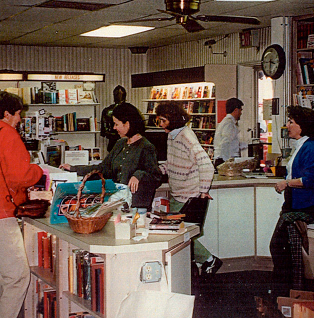 Givens Books in the 1990's.